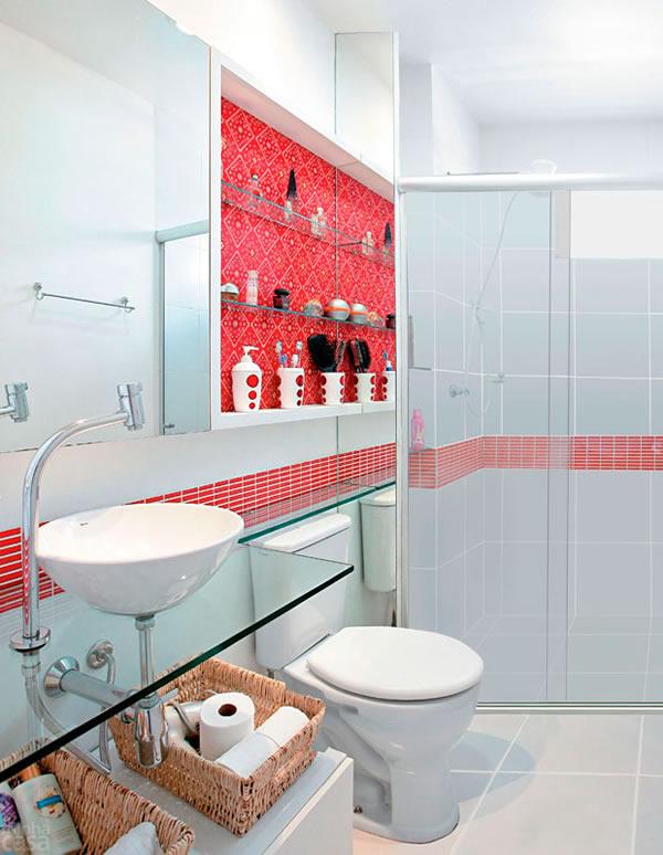 Banheiros Simples e Pequenos 30 fotos -> Fotos De Banheiro Bem Simples