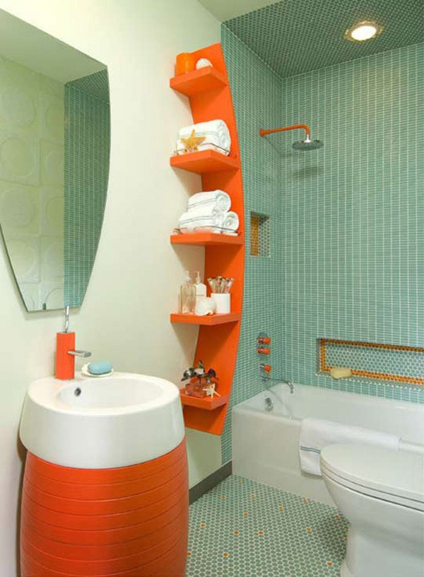Banheiros Simples e Pequenos 30 fotos # Fotos De Banheiro Bem Simples