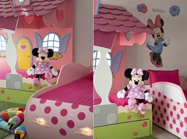 Quarto Decorado da Minnie