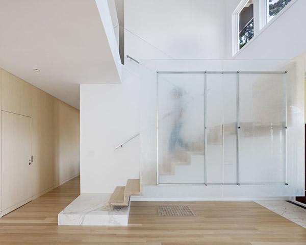 Escada de madeira 14