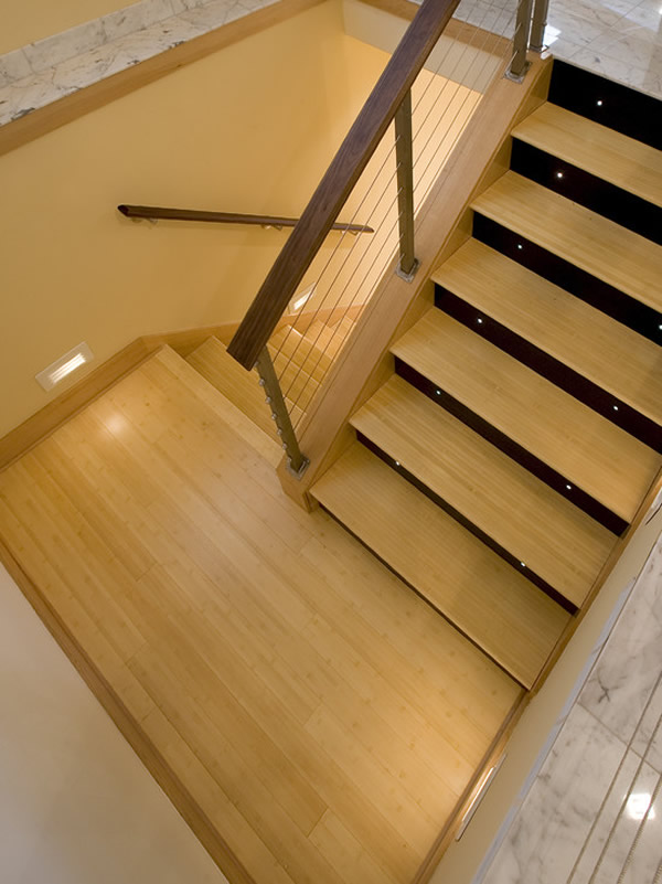 Escada de madeira 26