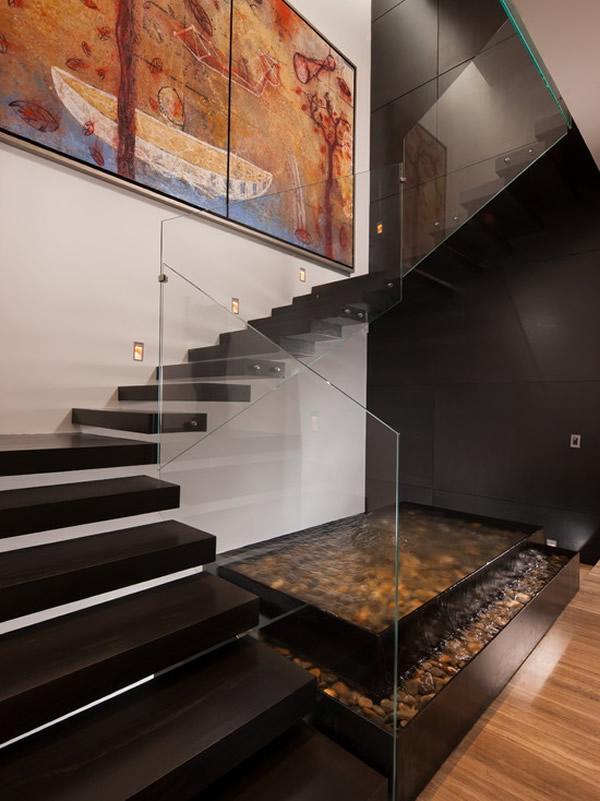 Escada de madeira 28