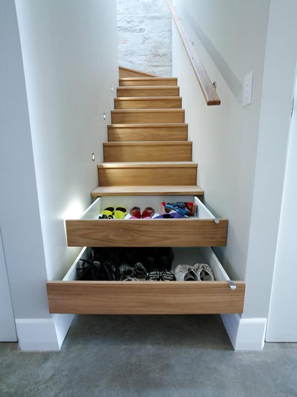 Escada de madeira 29