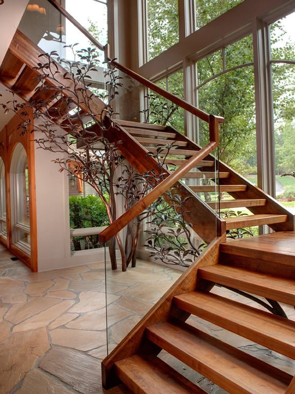 Escada de madeira 3