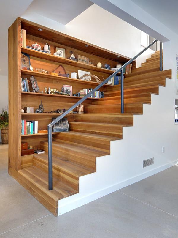 Escada de madeira 33