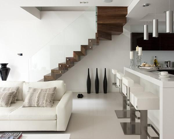 Escada de madeira 7