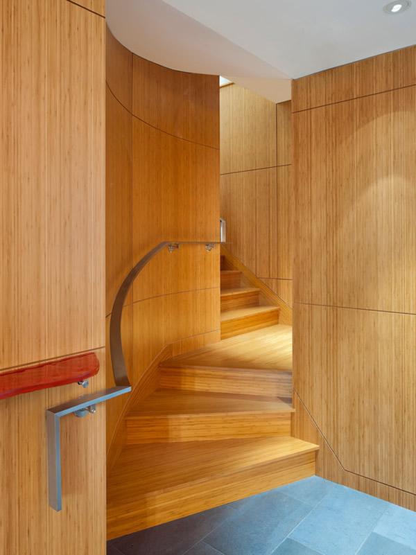 Escada de madeira 8
