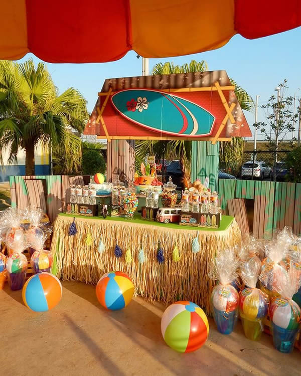 luau in addition catering 50th anniversary luau on backyard luau