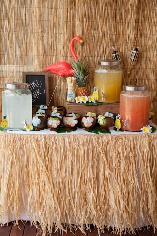 Decoração De Festa Havaiana Como Fazer