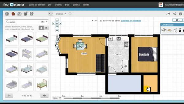Simulador de decora o de ambientes gratuito for Simulador cocinas online gratis