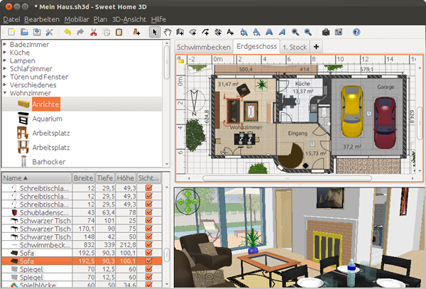 Simulador de decora o de ambientes gratuito for Simulador de casas 3d gratis