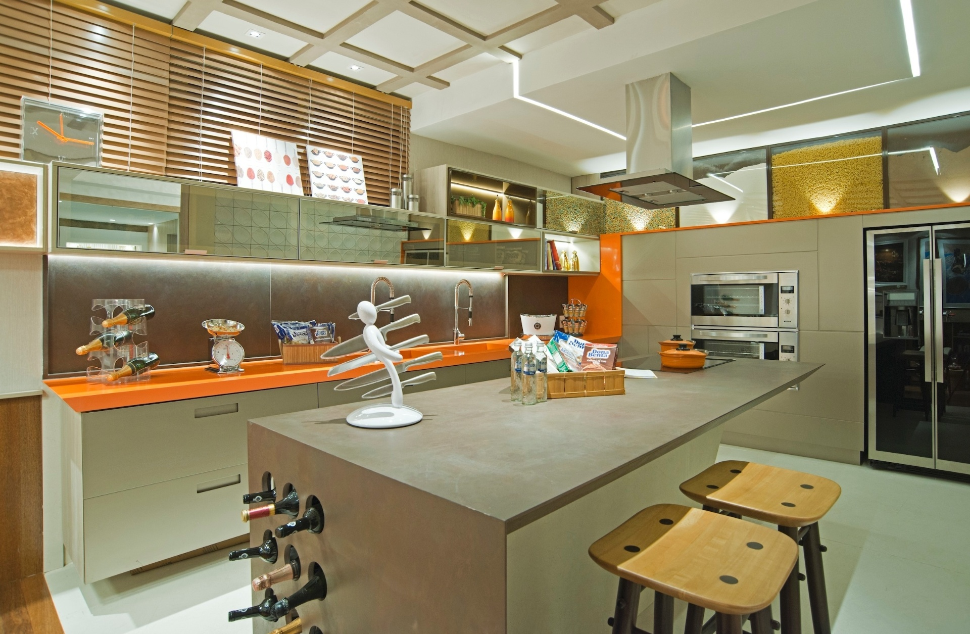 31 Modelos Incr Veis De Cozinhas Planejadas Pequenas