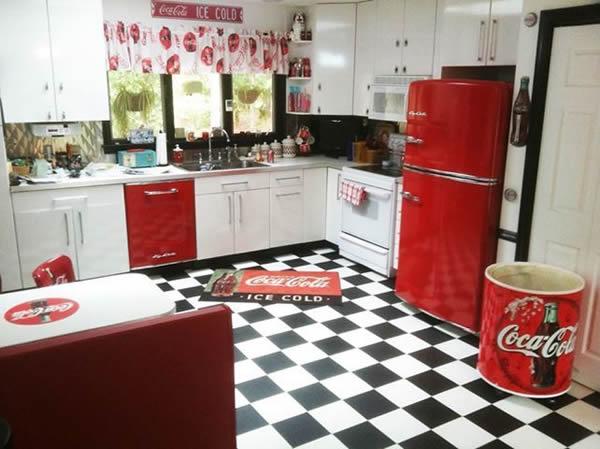 Decoração Coca 5