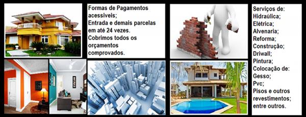 Construtoras SP Preços de Construções Material Próprio 2