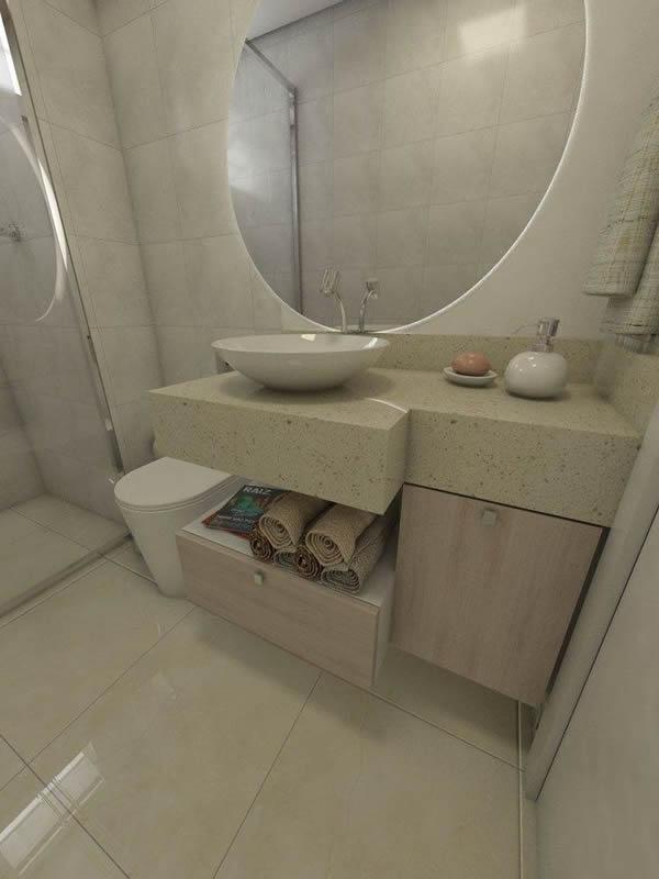 Armário Banheiro 17