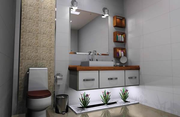 Armário Banheiro 22