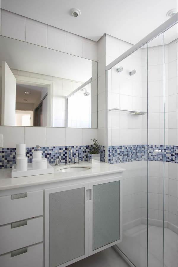 27 modelos de armários de banheiro planejado -> Armario De Banheiro Extra