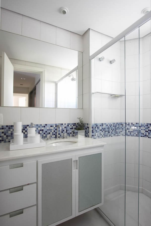 27 modelos de arm rios de banheiro planejado - Modelos de armarios ...