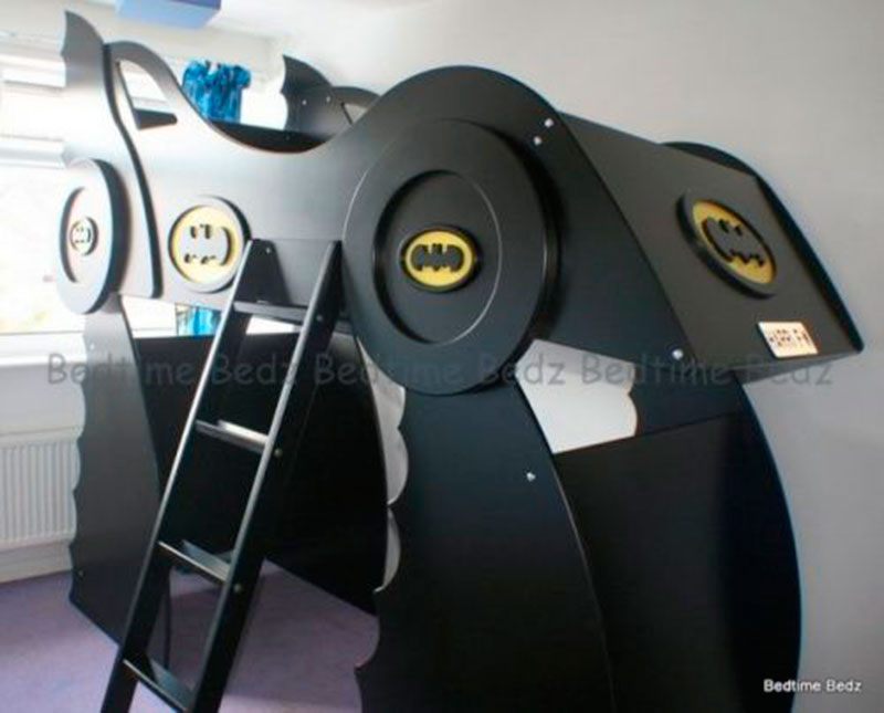 Quarto Decorado do Batman