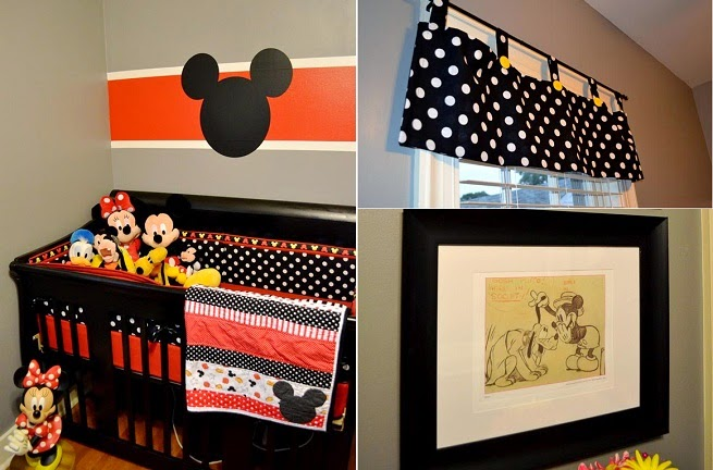 Quarto Mickey 10