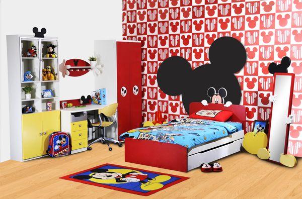 Quarto Mickey 16