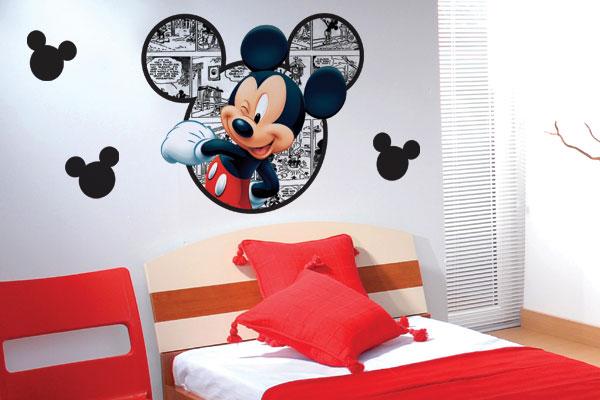 Quarto Mickey 24