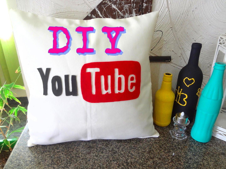 Vídeos decoração Youtube