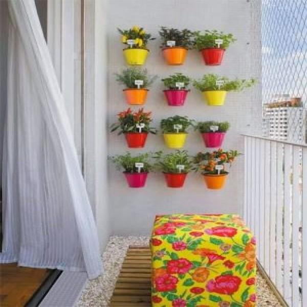 decoração de varanda 11