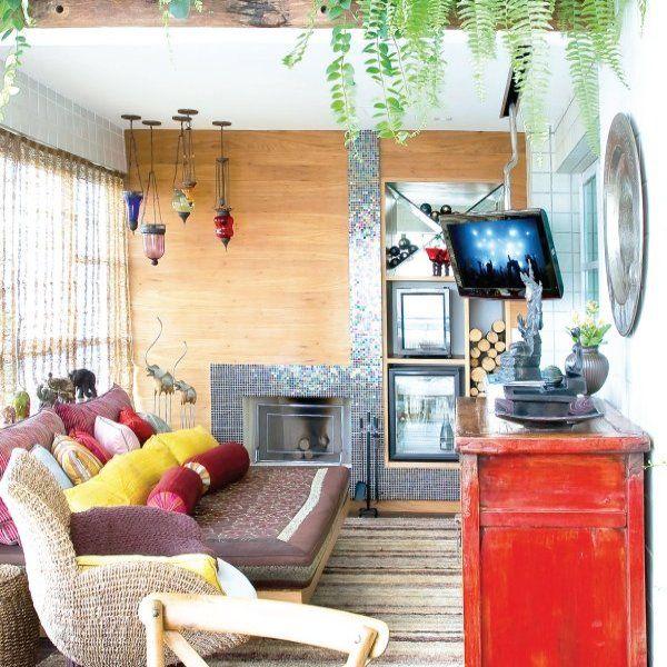 decoração de varanda 4