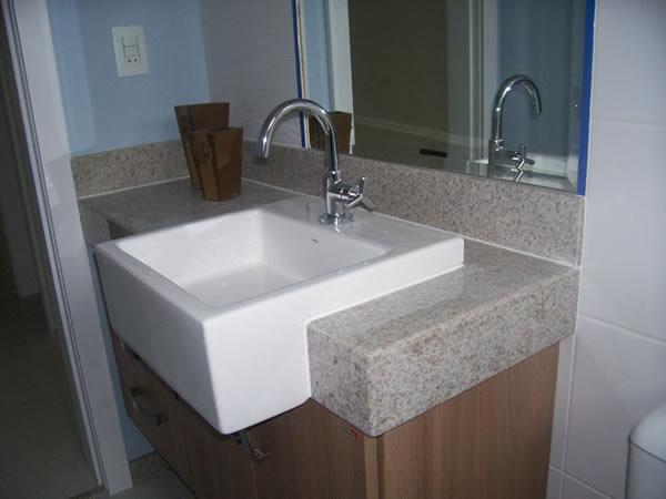 Granito para banheiro 8