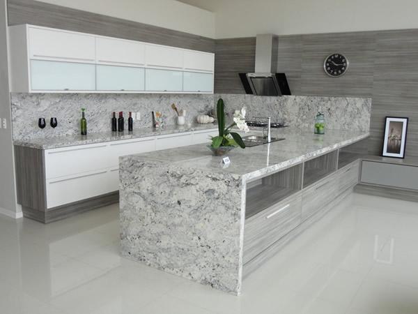 13 tipos de pedras para cozinha