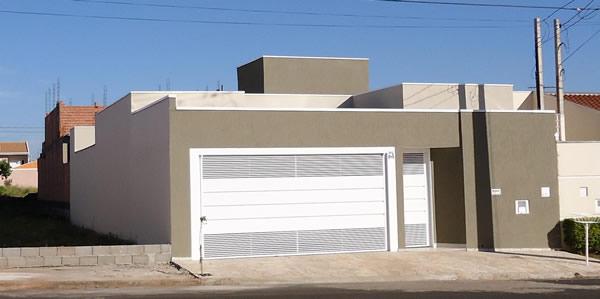 50 modelos de porcelanatos para fachada for Modelos de fachadas para frentes de casas