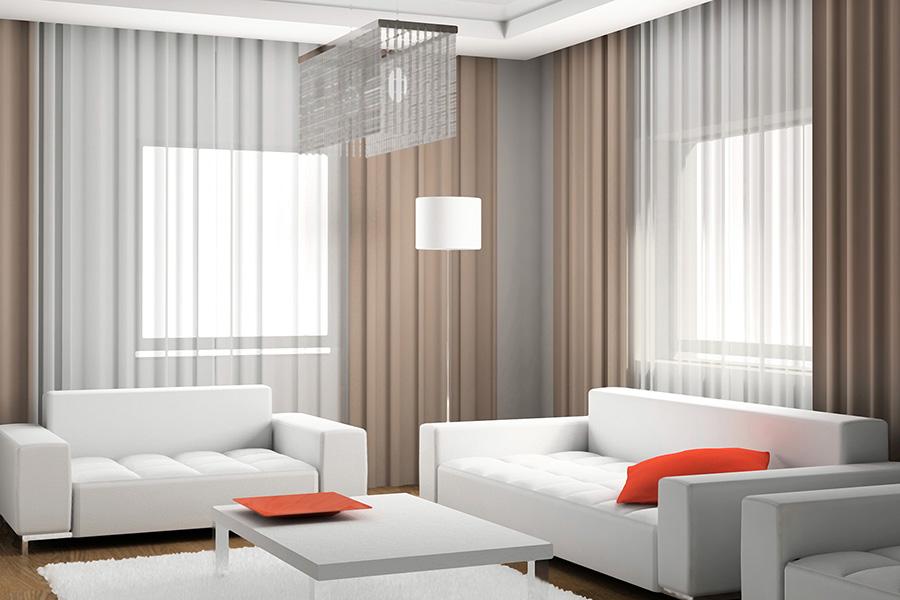 Decora o com cortinas tend ncias e modelos - Ultimas tendencias en cortinas ...