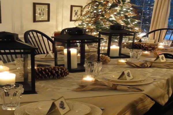 mesa-de-natal-com-pinos