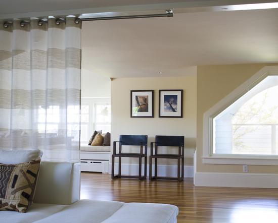 cortina para dividir ambiente