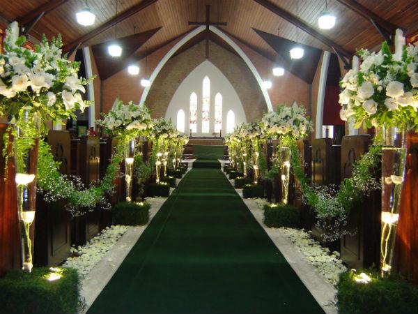 Decoração de Igreja Evangélica moderna e com requinte