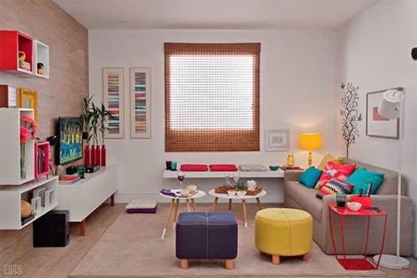 70 ideias de cores para sala de estar fotos incr veis for Sala de estar the sims 4