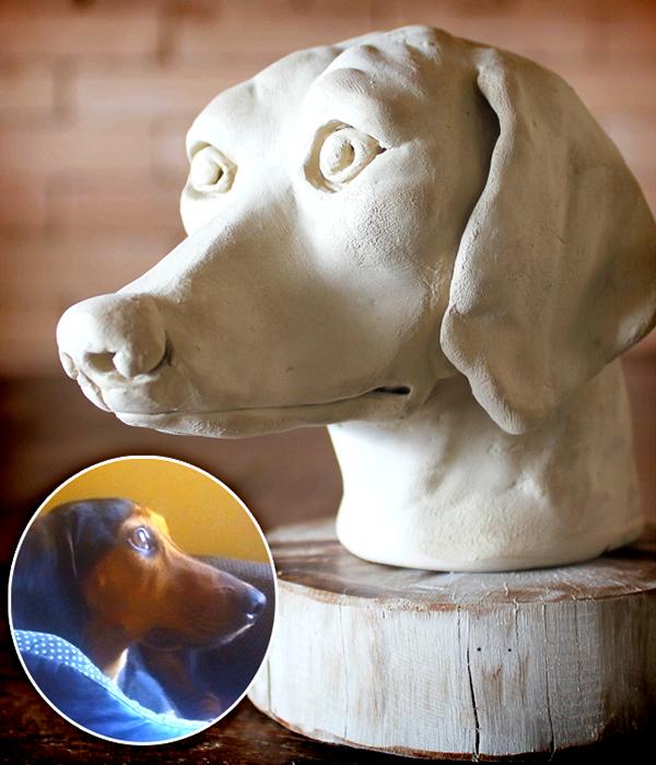 Artesanato Maceio File ~ Esculturas de Argila Como fazer, Fotos, Modelos, Preços