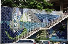Ladrilho Hidráulico em painéis: lado artístico valorizadíssimo