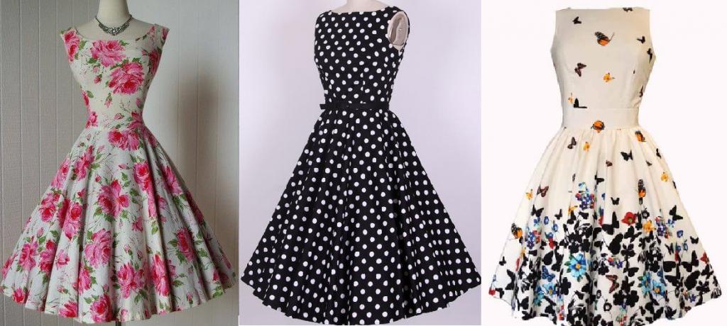 Estilo Vintage aplicado à moda: vestido em look antigo com qualidade atualizada