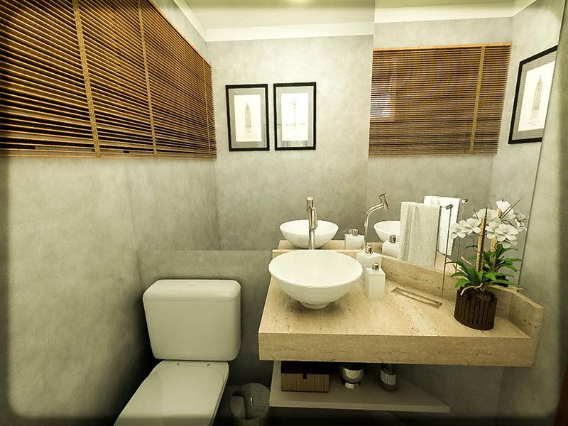 10 modelos de lavabos r sticos for Fotos lavabos