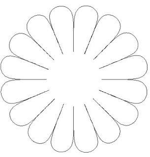 Moldes De Flores De Eva Para Decoração