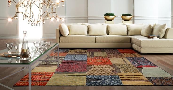 5 dicas para escolher o tapete ideal para sala for Sala de estar tapete