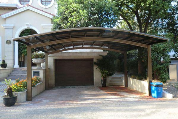 10 tipos de coberturas para garagem