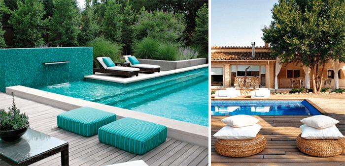 10 modelos de decora o de ambiente com piscina for Piscina e maschile o femminile