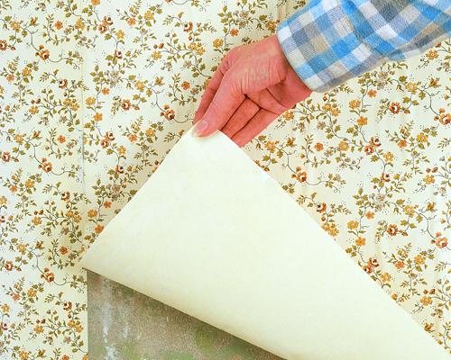 Como aplicar papel de parede passo a passo for Papel lavable para paredes