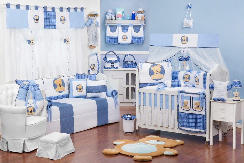 Cores para Quarto de Bebê Menino ou Menina