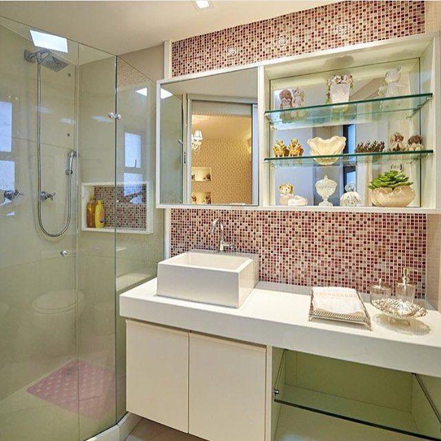 Decoração de Banheiro Pequenos